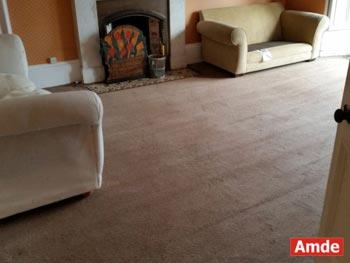 piano room carpet cleaning edinburgh