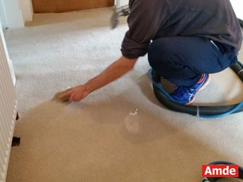 living room carpet cleaning dunfermline