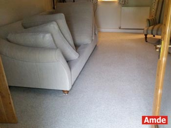 living room carpet cleaning Haddington