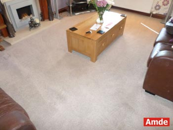 living room carpet cleaning Prestonpans