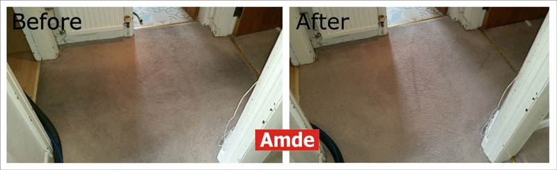 carpet cleaning in Tranent flat